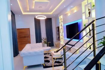 Luxurious 4 Bedroom Duplex with Beautiful Aesthetics, Osapa, Lekki, Lagos, Detached Duplex Short Let