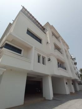 Newly Built 3 Bedroom Flat with 1 Room Bq;, Ikoyi, Lagos, Flat / Apartment for Rent