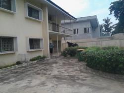 3 Bedroom Semi-detached Duplex, G Cappa Estate, Maryland, Lagos, Semi-detached Duplex for Rent