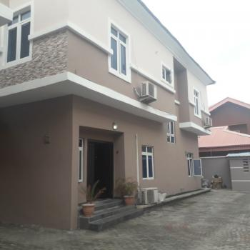 Spacious 5 Bedroom Duplex with Bq, Idado Estate, Agungi, Lekki, Lagos, Detached Duplex for Rent