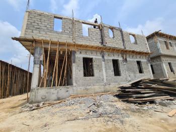 4 Bedroom Terrace, Harris Crescent Road, Opposite The New Coastal Road Linking Vgc, Vgc, Lekki, Lagos, Terraced Duplex for Sale