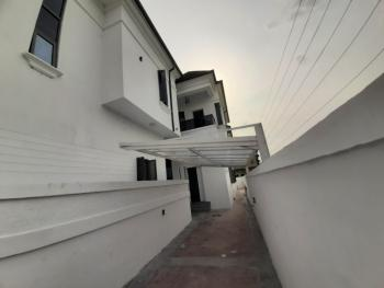 Very Well Designed Newly Built 4 Bedroom Fully Detached Duplex with Bq, Chevron Drive, Lekki, Lagos, Detached Duplex for Sale