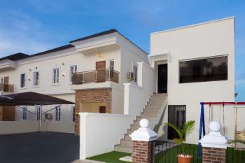 Exquisitely Finished Massive 3 Bedroom Terrace Duplex with Bq., Abraham Adesanya, Ajah, Lagos, Terraced Duplex for Sale