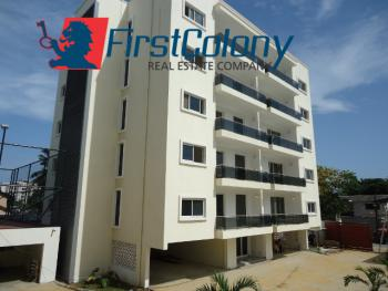 Grandiose & Well Finished 3 Bedroom Apartment, Off Bourdillon Road, Ikoyi, Lagos, Flat / Apartment for Rent