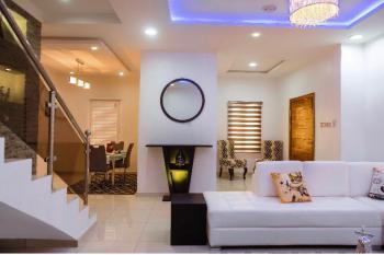 Finished 4 Bedrooms Semi-detached Duplex, Abraham Adesanya, Ajah, Lagos, Semi-detached Duplex for Sale