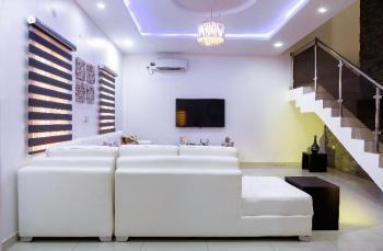 Exquisitely Finished 4 Bedrooms Semi-detached Duplex with Bq, Abraham Adesanya, Ajah, Lagos, Semi-detached Duplex for Sale
