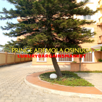 Premium & Centrally Located 3 Bedroom Apartment + Bq+ Pool & Gym, Central Ikoyi, Old Ikoyi, Ikoyi, Lagos, Flat for Rent
