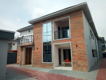 Newly Built 5 Units of 3 Bedroom Flat, Close to Adeniyi Jones, Ikeja, Lagos, Flat / Apartment for Rent