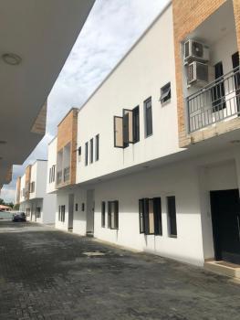 Newly Built 4 Bedroom Terrace Duplex, Oyadiran, Sabo, Yaba, Lagos, Terraced Duplex for Sale