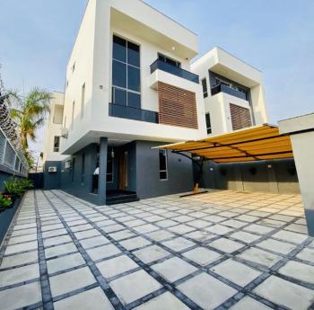 New 5 Bedrooms House + Pool + Gym + Cinema, Lekki Phase 1, Lekki, Lagos, Detached Duplex for Sale