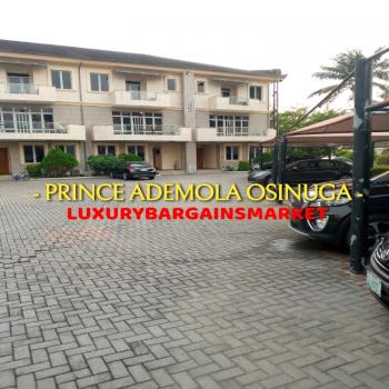 Well Sized & Executive 3 Bedroom Terrace House, Old Ikoyi, Ikoyi, Lagos, Terraced Duplex for Rent