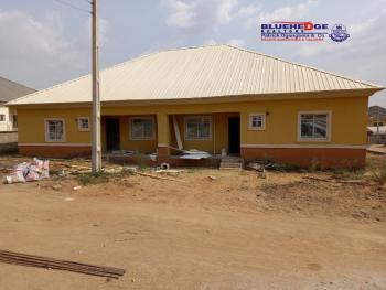 Well Located 3 Bedroom Bungalow (semi-finished), By Brick City Estate, Kubwa, Abuja, Detached Bungalow for Sale