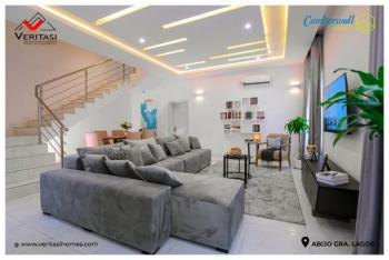 Luxury 4 Bedroom Semi-detached with Bq, Abijo Gra, Sangotedo, Ajah, Lagos, Semi-detached Bungalow for Sale