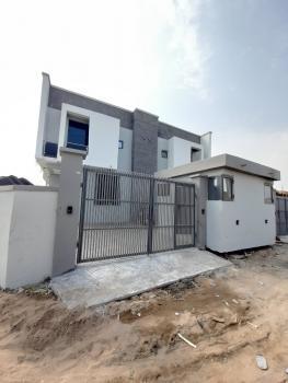 Luxury 4 Bedroom Semi Detached Duplex with Excellent Facilities, Ajah, Lekki, Lagos, Detached Duplex for Sale