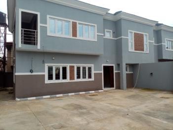 Brand New 4 Bedroom Semi Detached Duplex, Magodo Isheri, Gra Phase 1, Magodo, Lagos, Semi-detached Duplex for Sale
