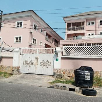 a 3 Bedroom Flat with a Study Room and 1 Room Bq, Osapa London, Osapa, Lekki, Lagos, House for Rent