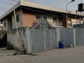 a 4 Bedroom Semi-detached Duplex with Bq on 400sqm, Anthony, Maryland, Lagos, Semi-detached Duplex for Sale