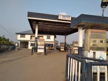 Direct Instruction: Functioning Filling Station on 1 and Half Plot, Etegbin Road, Shibiri Town, Ajagbandi, Ojo, Lagos, Filling Station for Sale