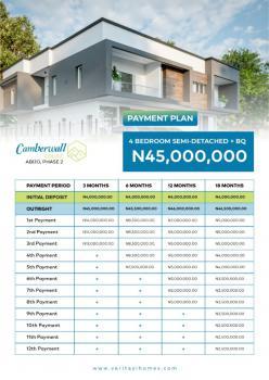 Camberwall Court 2, Gra, Abijo, Lekki, Lagos, Semi-detached Duplex for Sale