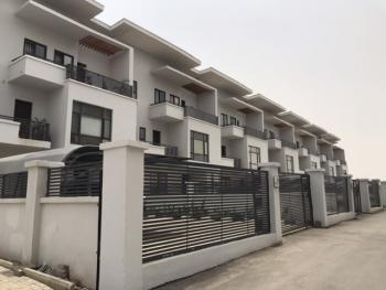 Luxury Redefined - 4 Bedrooms Semi Detached Triplex with Bq, Guzape Hills, Guzape District, Abuja, Terraced Duplex for Sale