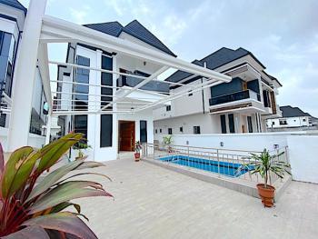 New House Massive Big Compound 5 Bedrooms Fully Detached +swimmingpool, Chevron Drive, Lekki, Lagos, Detached Duplex for Sale