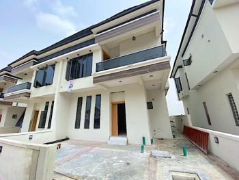 New House Big Compound Semi Detached+bq+24hrs Power, Chevron Drive, Lekki, Lagos, Semi-detached Duplex for Sale