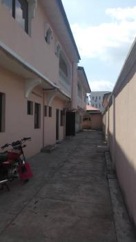 Lovely Vacant & Neat Spacious Block of 4 Flats, By Hughes Avenue, Alagomeji, Yaba, Lagos, Block of Flats for Sale
