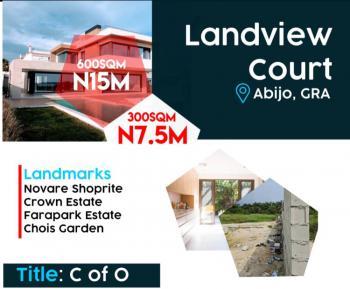 Land, Landview Court, Abijo, Lekki, Lagos, Residential Land for Sale