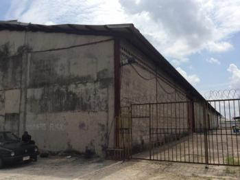 2 Warehouse and a Coldroom, Transamadi, Port Harcourt, Rivers, Warehouse for Sale