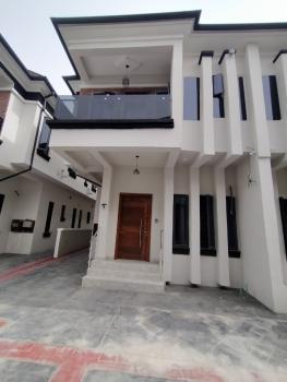 Fresh 4 Bedroom with Bq, 2nd Tollgate By Oral Estate, Lekki, Lagos, Terraced Duplex for Sale