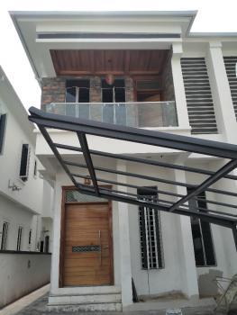 Unique 5 Bedroom with Bq, 2nd Tollgate By Oral Estate, Lekki, Lagos, Semi-detached Duplex for Sale