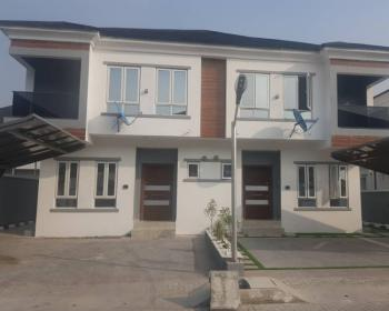 Four Bedroom Semi-detached Duplex with a Bq, Victoria Bay 3 Estate, Ikate Elegushi, Lekki, Lagos, Semi-detached Duplex for Rent