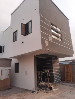 Newly Built 3 Bedroom Semi Detached Duplex, Pedro, Gbagada, Lagos, Semi-detached Duplex for Sale