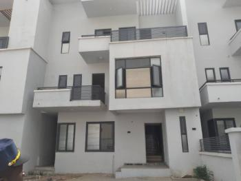 4 Bedroom Terrace Duplex with Bq, Guzape District, Abuja, Flat for Rent