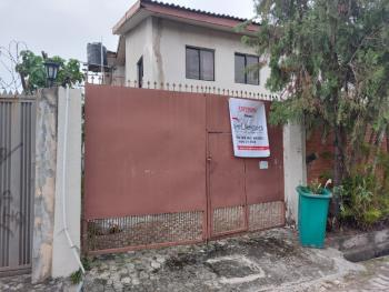 3 Bedroom Semi Detached House with 2 Rooms Bq, Mobolaji Johnson Place, 2nd Roundabout, Lekki Phase 1, Lekki, Lagos, Semi-detached Duplex for Sale