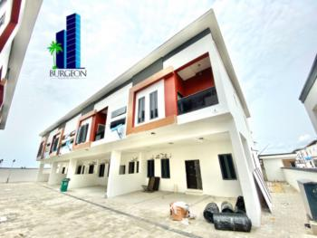 Brand New 4 Bedroom Terrace Duplex, Orchid Road, 2nd Toll Gate, Lekki, Lagos, Terraced Duplex for Sale