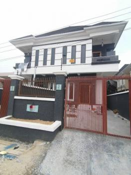Newly Built 4 Bedrooms Semi Detached Duplex, Behind Mega Chicken Restaurant, Ikota, Lekki, Lagos, Semi-detached Duplex for Sale