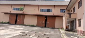 Strategically Located Warehouse on Large Bays, Airport Road, Lugbe District, Abuja, Warehouse for Rent