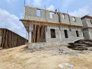 Exclusive 4 Bedroom Terrace Duplex Fully Finished and Serviced, Harris Crescent Road, By Vgc Estate, Lekki Phase 2, Lagos., Vgc, Lekki, Lagos, Terraced Duplex for Sale