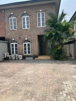 Classic 4 Bedroom Duplex, Osapa, Lekki, Lagos, Detached Duplex for Rent