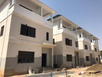 Luxury 4 Bedrooms Terrace Duplex with 1 Room Bq, Maitama District, Abuja, Terraced Duplex for Sale