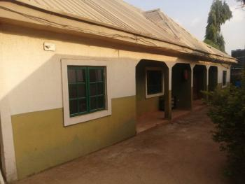 2 Units of Spacious 2-bedroom Bungalow Within a Defined Space, Arab Road, Kubwa, Abuja, Semi-detached Bungalow for Sale
