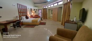 Top Notch 17 Rooms Guest House Seated on 1845sqm Just Out, Osborne Foreshore 1 Estate, Ikoyi, Lagos, Hotel / Guest House for Sale