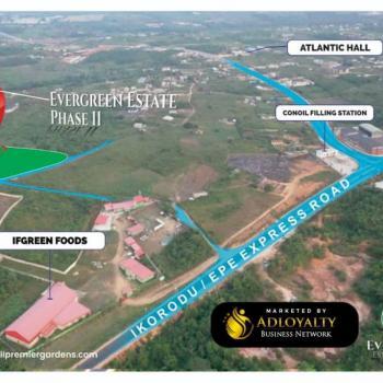 Land, Ijako Town, Epe, Lagos Evergreen Estate Phase 2, Epe, Lagos, Residential Land for Sale