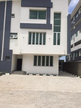 Newly Built Luxury 4 Bedroom Semi-detached Duplex Plus a Room Bq, Richmond Gate Estate, Ikate Elegushi, Lekki, Lagos, Semi-detached Duplex for Rent