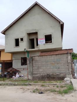 4 Units of 3 Bedroom Duplex with a Penthouse and Bq, Greenland Estate, Ilaje, Ajah, Lagos, Detached Duplex for Sale