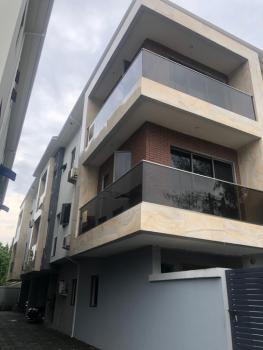 4 Bedroom Terrace with a Bq, Off Bourdillon Road, Old Ikoyi, Ikoyi, Lagos, Terraced Duplex for Sale