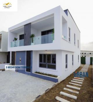 Luxury Standard 3 Bedrooms Terraced Duplex + Standard Bq, Ajah, Lagos, Terraced Duplex for Sale