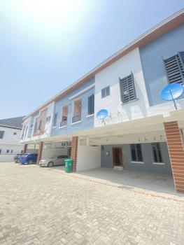 Spacious 4 Bedroom Terraced Duplex Available, Chevron, Lekki, Lagos, Terraced Duplex for Sale