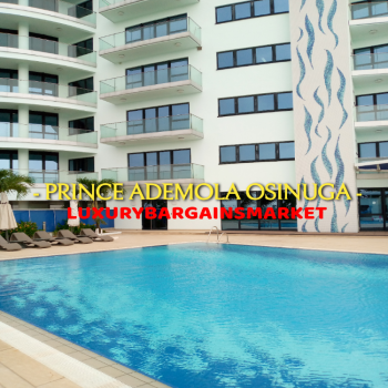 The Best Built & Well Serviced 3 Bedroom Apartment, Victoria Island (vi), Lagos, Flat for Rent
